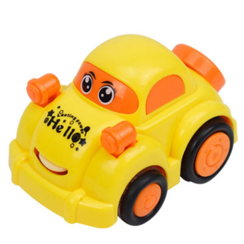 Baby Kids Car Toys Cartoon Inertia Car Plane Kits Play Toys Friction Cute Car 5.28