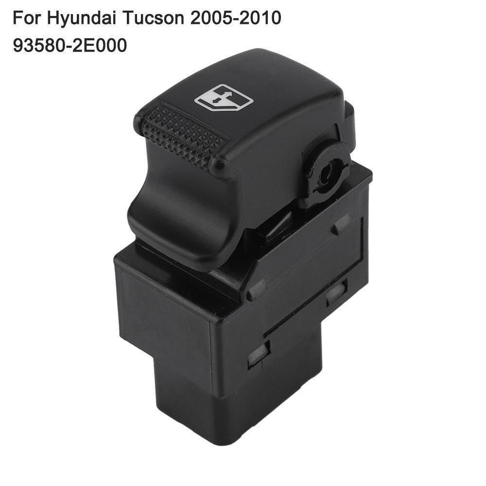 Пластиковый переключатель стеклоподъемника для hyundai Tucson 2005-10 93580-2E000