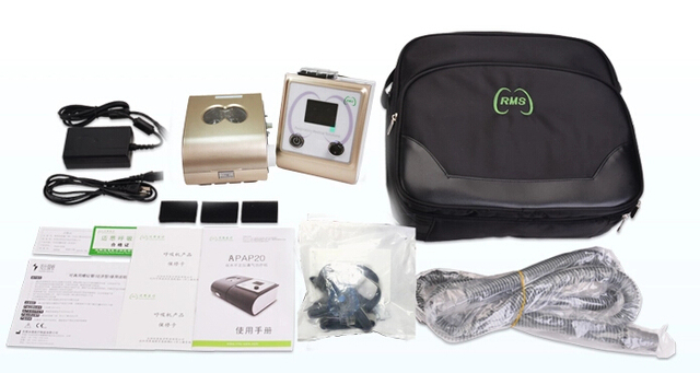 Great Auto CPAP machine for  Sleep Apnea or OSAHS or OSAS or Snoring People battery is optional free shipping 10