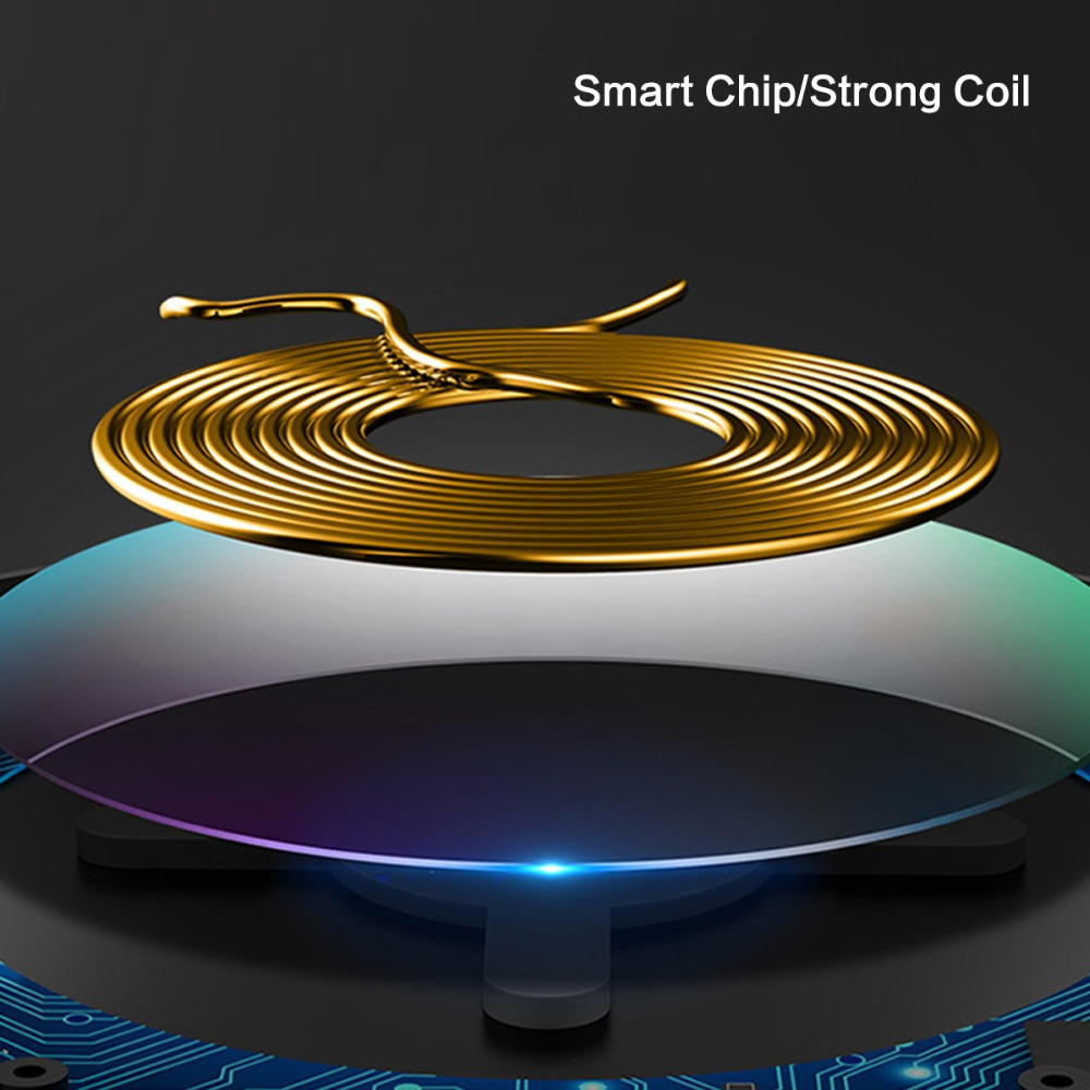 Airpower For iWatch 2 3 QI Wireless Charger For iPhone X 8 8plus Quick Fast Charging Pad For Apple Watch Sumsang S9 S8 S7 S6 11