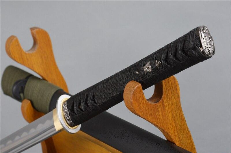 Brandon Qılınclar Kəskin Yapon Ninja Qılınc 1060 Karbon Çelik - Ev dekoru - Fotoqrafiya 3