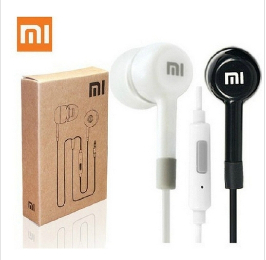 Phone Earphone Headset For XiaoMI M2 M1 1S Samsung iPhone MP3 MP4 With Remote And MIC