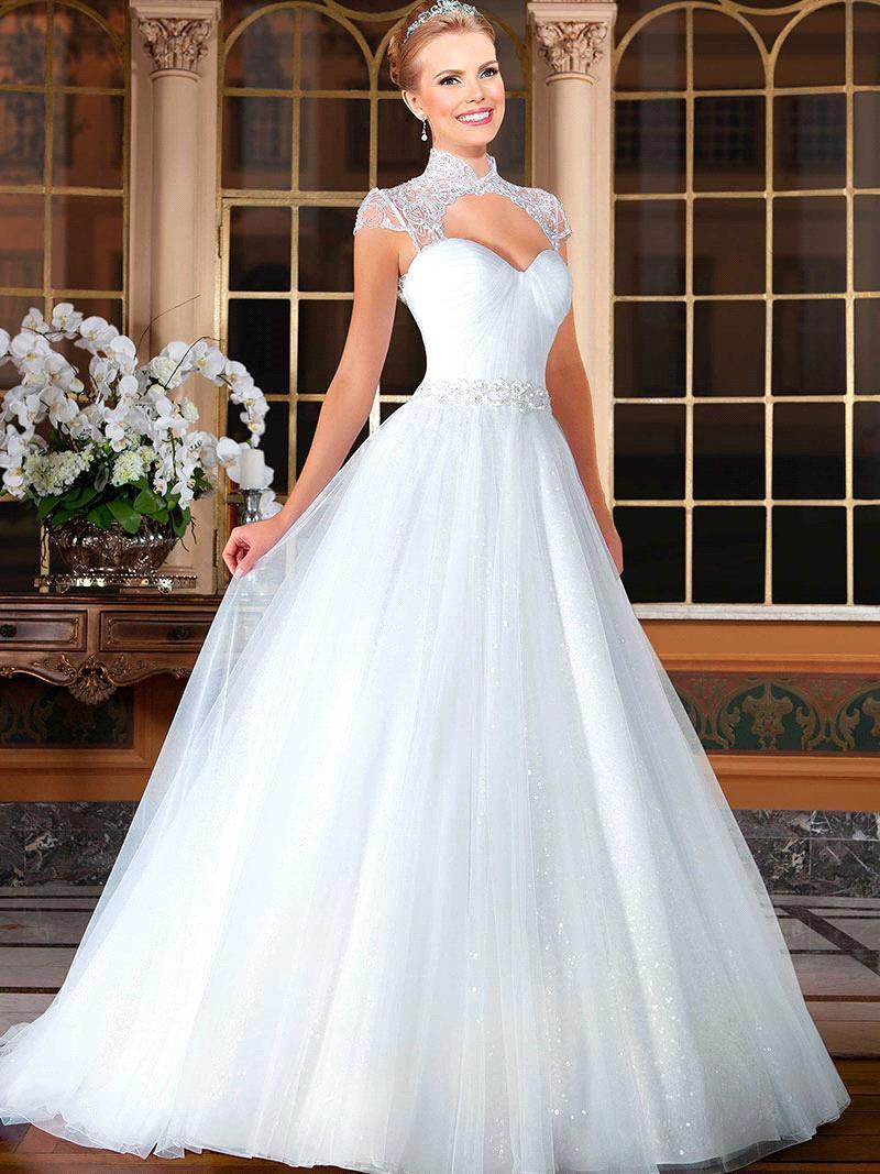 Vestidos de novia que estan de moda