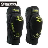 Cuirassier K08 мотоциклетные наколенники для мотокросса MX наколенники защитные шестерни для катания на роликовых гонок для верховой езды