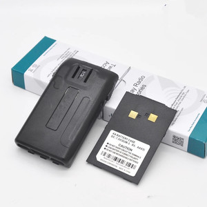 Image 4 - Original 5XAA battery box case with belt clip for Wouxun KG UVD1P KG UV6D KG 699E KG 678 KG 679 KG 689 etc walkie talkie