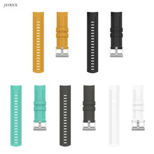 Silicone Replacement Watch Band Strap Bracelet For Suunto 9 Series GPS Watch