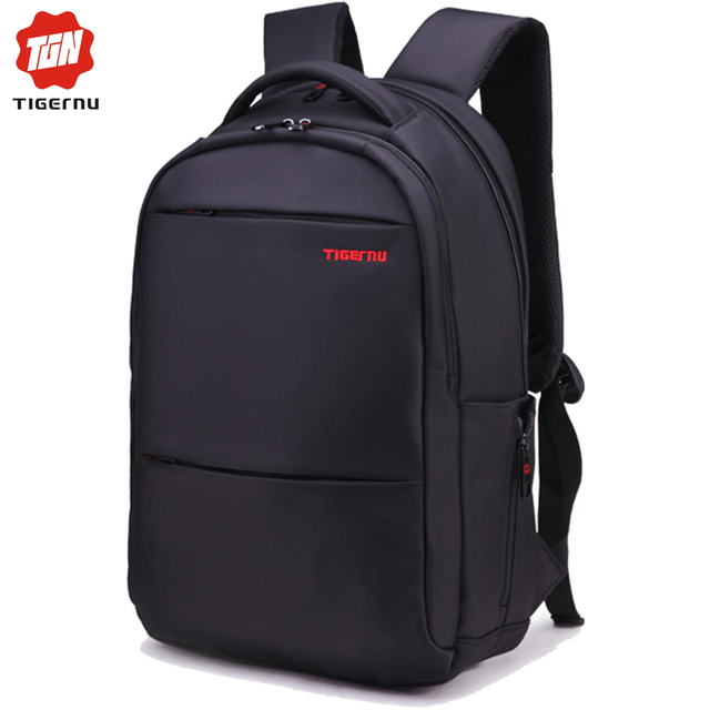2017 Tigernu Brand Waterproof Men Backpack Business Computer ...