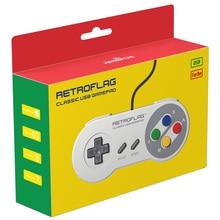 Retroflag original usb gamepad superpi controlador de jogo para superpi CASE U/CASE J/nespi caso/raspberry pi/interruptor/windows