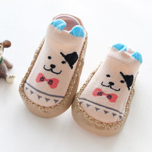 Newborn Baby Girls Boys First Walkers Leather Baby Shoes Inf