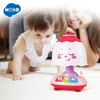 HOLA 1107 Novelty Luminous Toys Romantic Starry Sky Night Light Projector Night Light Creative Birthday Toys For Children