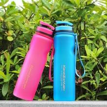 ZGJGZ Portable Sports Water Bottle Plastic Fashion Hot Kettle Bike Cycling Shaker 1000ML