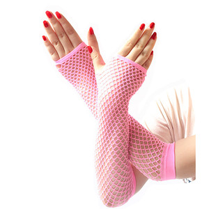Image 4 - Erotic Lingerie For Women Hollow Out Mesh Sexy Long Gloves Fetish BDSM Bondage Sex Products Role Play Queen Bride Sexy Costumes