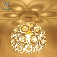 Elegant Floral Design Crystal Ceiling Light Cover Chandelier Pendant Lampshade