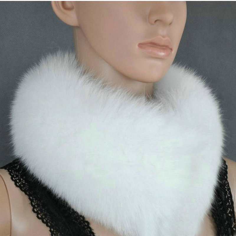 2015 Fashion Winter Collars & Scarves The New Tide Of High-grade Imitation Fox Fur Fur Collars Scarves Ladies Fashion Wholesale