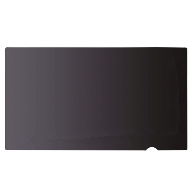 25 inch Privacy Filter Screen Protective film for 16:9 Computer 21 13/16  wide x 13 1/4  high (544mm*311mm)