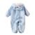 Quente Velo Romper Do Bebê Traje Infantil Roupas para Recém-nascidos de Inverno Roupas de Bebê Da Menina do Menino Macacão Macacão Macacões Trajes Do Bebê