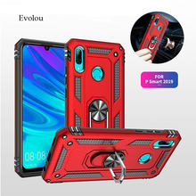 2 in 1 Anti-klop Case voor Huawei Mate 20 Pro P Smart Y9 Prime 2019 P Smart Z cover Autohouder Magnetische Zuigkracht Armor Telefoon Case(China)