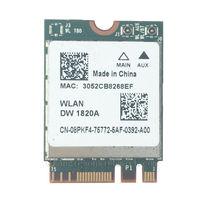 BCM94350Z DW1820A 8PKF4 802.11 التيار المتناوب 867 Mbps NGFF بلوتوث 4.1 بطاقة لاسلكية لبرودكوم BCM94350Z ديل DW1820A WLAN بطاقة