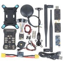 2.4.6 Pixhawk PX4 Vuelo Controlador NEO-M8N GPS OSD 3DR Radio Telemetría 915 Mhz
