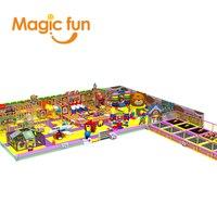 Magicfun тобоган plastico Infantil Барселона Дети resbaladilla plastico Plaza площадка