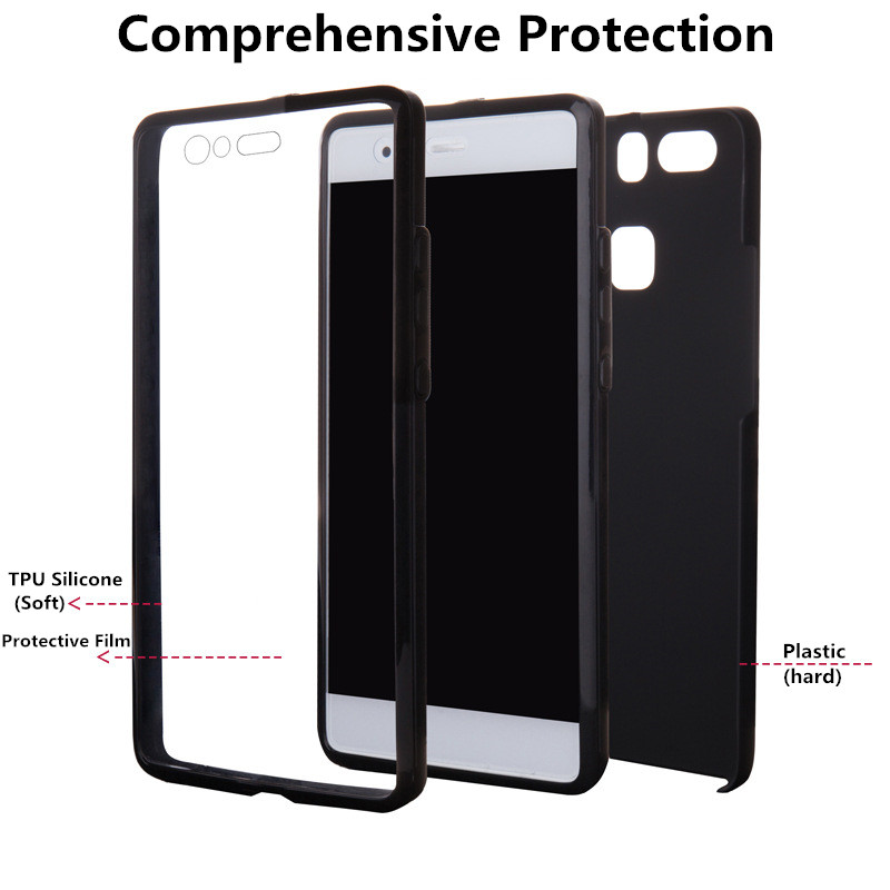 Fundas Huawei P9 Lite Cover Case Silicons