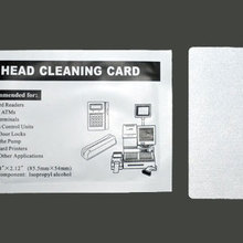 50 adet önceden doymuş Alkol Temizleme Kartları Temizler kart kart Yazıcılar için silindirler