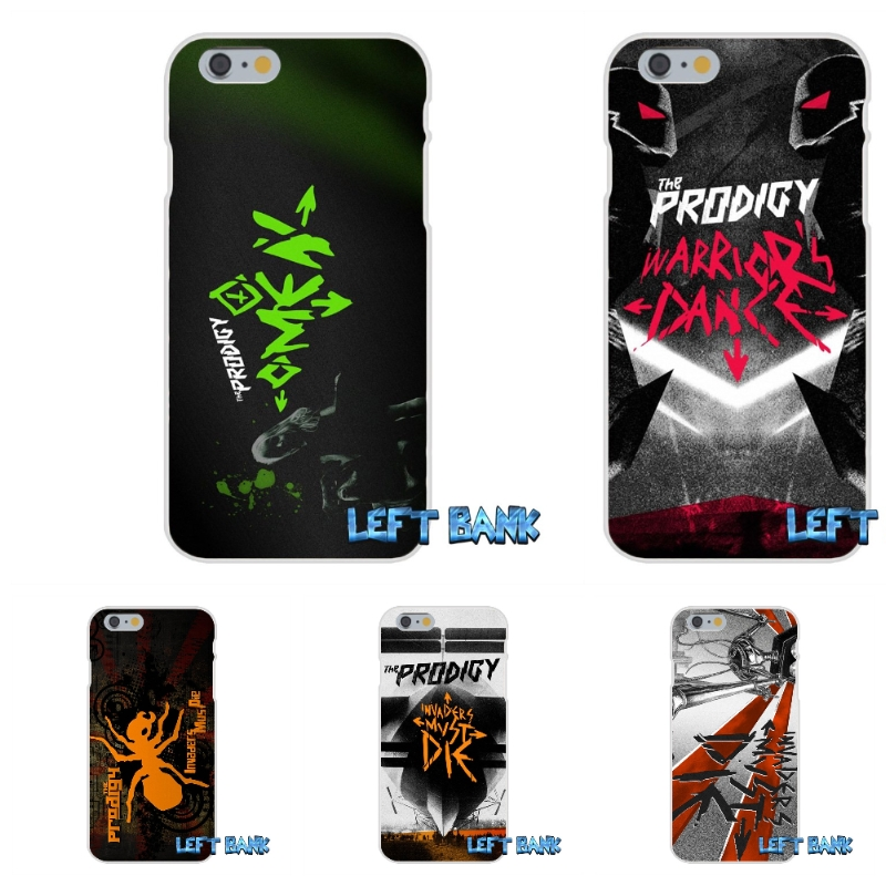 The Prodigy Invaders Must Die Logo Soft Silicone TPU Transparent Cover Case For Samsung Galaxy