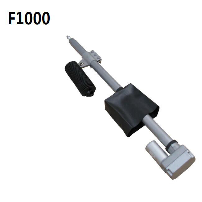 F1000 Electric Linear Actuator DC 12V 24V 36V 3.5mm/s Heavy Duty Pusher Dynamic Load 8000N Push force 800Kg solar tracking motor 10inch 250mm stroke 12v dc electric linear actuator 4 27mm s 150kg load 12 36v dc 1500n heavy duty tubular electric motor 24v