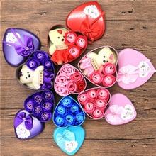 Stitch Bouquet Plush Toys Bear Flower  Home Decoration Wedding Birthday Gift Present Valentines Day For Girls