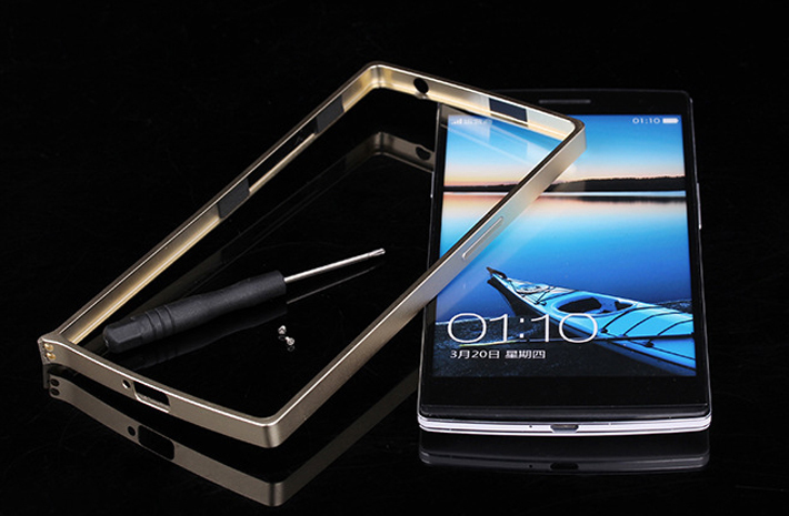 super cute 7cae1 e5416 US $28.99 |Wholesale Metal bumper for OPPO find 7 4g lte phone,Oppo find 7  x9007 fashion metal case cover, HK Post Free shipping on Aliexpress.com |  ...