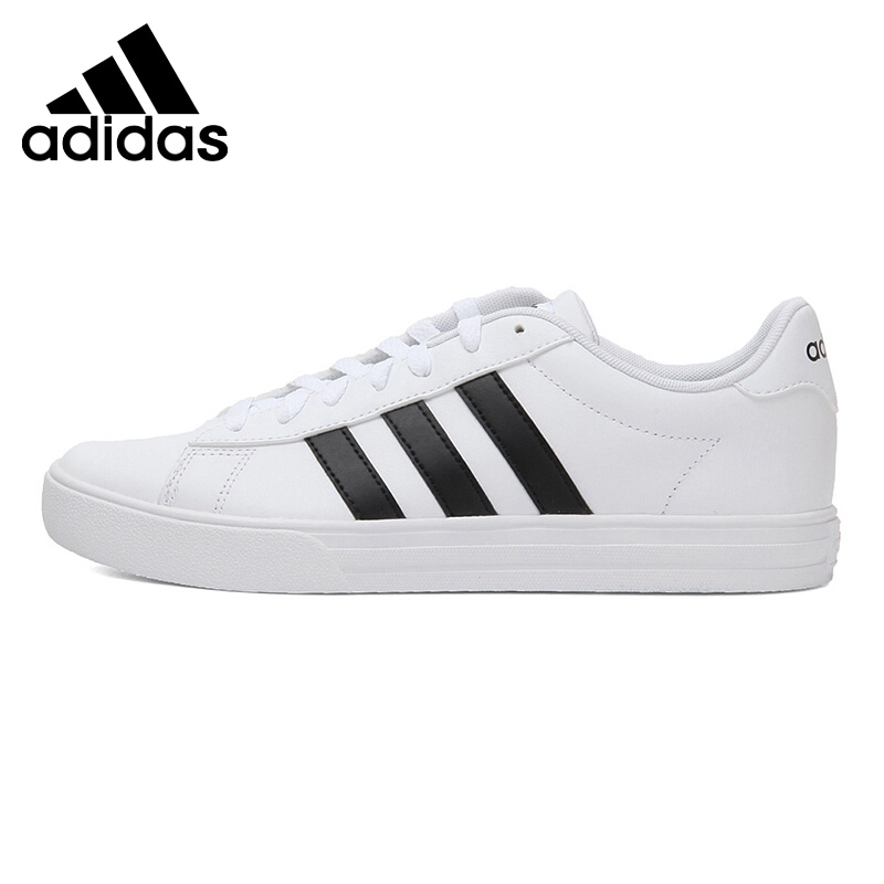 Original New Arrival 2018 Adidas NEO Label DAILY 2 Unisex Skateboarding Shoes Sneakers