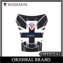 KODASKIN Motorcycle 3D Tank Pad Sticker Decal Emblem for Triumph  Speed Triple 1050 R Dark Street