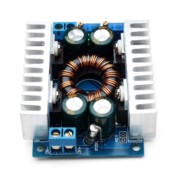 High Quality DC-DC 8A DC5-30V 150KHz Automatic Step Up Step Down Adjustable Power Module цены онлайн