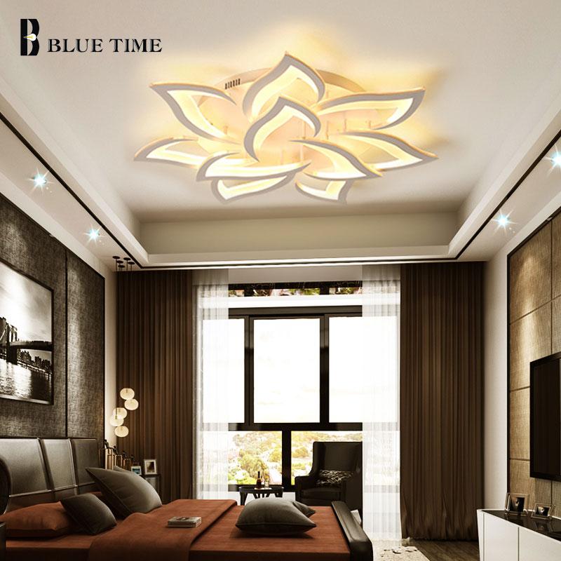 plafondlamp moderna conduziu luz teto 02