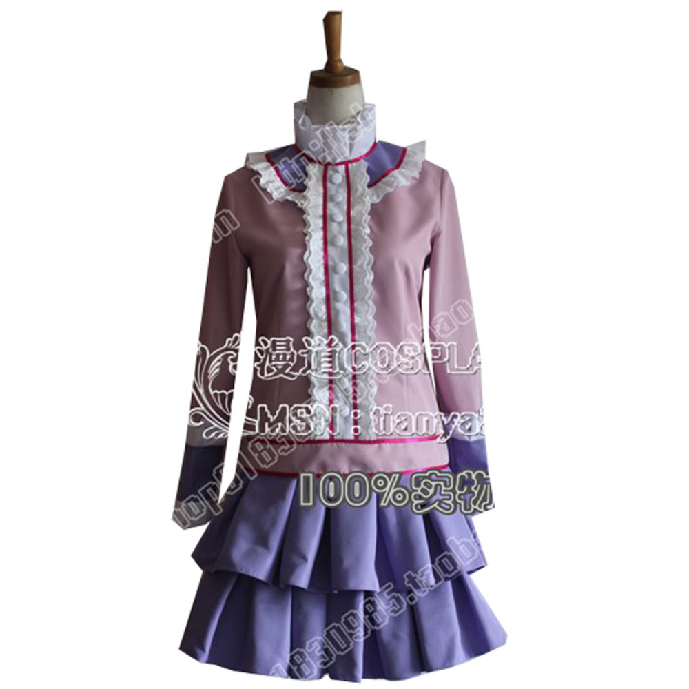 2018 D.Gray-Man Road Kamelot Cosplay Costume