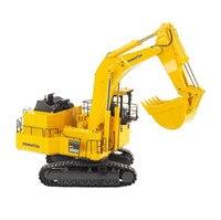Редкие литья под давлением игрушки модель NZG 1:50 весы Komatsu PC2000 8 гидравлический экскаватор инженер по машинному оборудованию транспортных ср