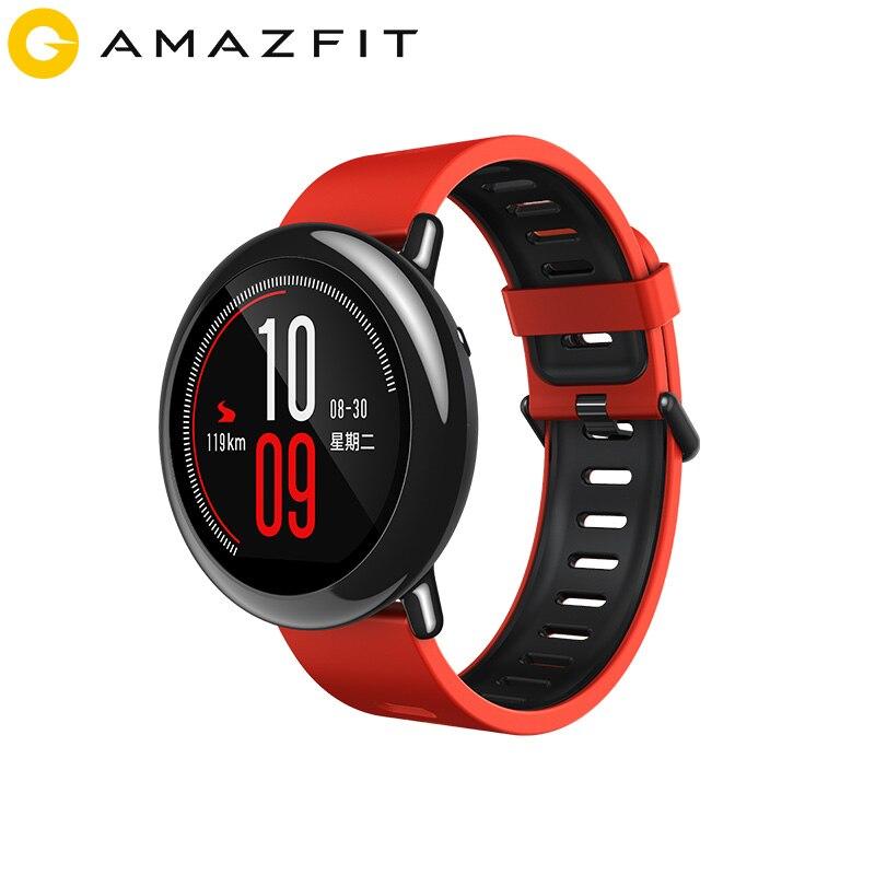 Huami Amazfit Pace Smartwatch Amazfit reloj inteligente Bluetooth GPS información Push Frecuencia Cardíaca Monitor inteligente - 2