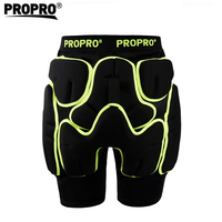 Outdoor Sports Skating Snowboarding Shorts Hip Protective Bottom Padded For Hockey Ski Roller Skate Road Bike MTB Hip Protection