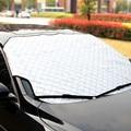 Передний автомобиль Окно Лобового Стекла Зонт Обложка Солнце Светоотражающие Тень Щит