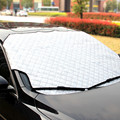 Car Front Window Windshield Sunshade Cover Sun Reflective Shade Shield