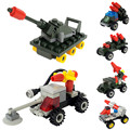 6PCS 6 Style Mini Engineering vehicle Toy Model Car Baby Educational Diecast Toy Children Gifts