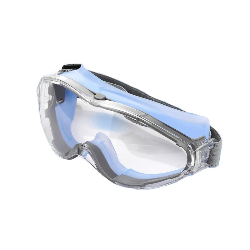 Transparent Safety Goggles Waterproof and Oilproof Anti-shock Windproof Safety Working Goggles 136FW biotechnology and safety assessment