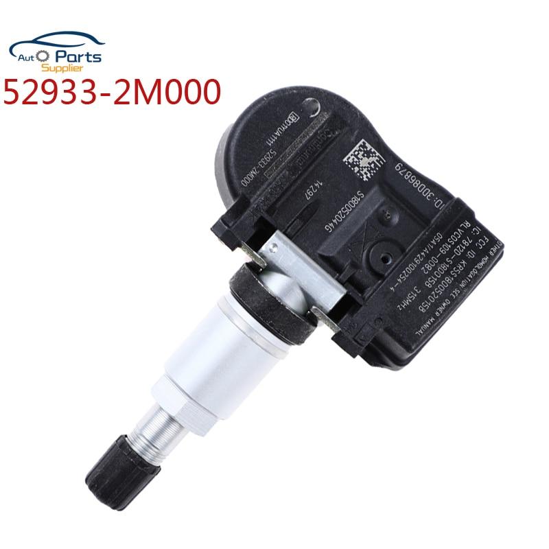 315 MHz TPMS Reifendruck Sensor 52933-2M000 Für Hyundai Accent Sonata Kia Forte Optima Sorento Seele mit kit 529332M000