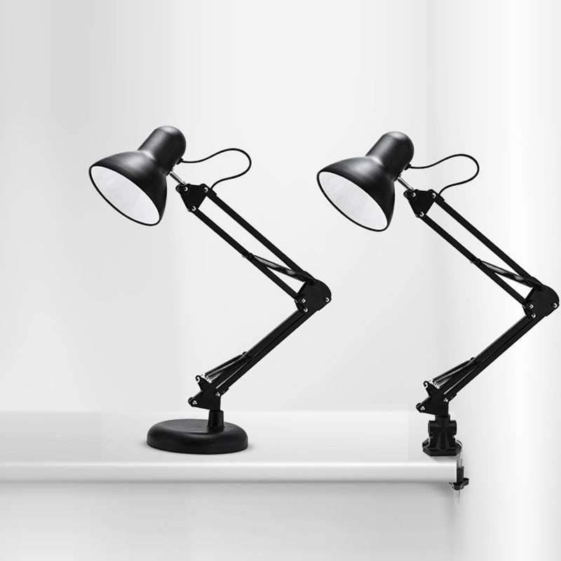 high quality long arm folding led clip desk lamp 360 degree adjustable foldable reading lamp for aliexpresscom buy foldable office table desk