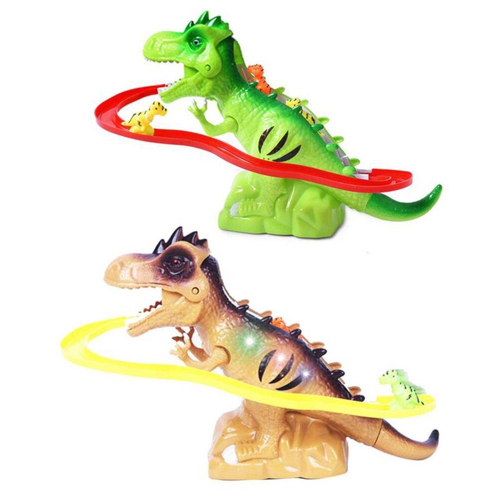 Забавный трек игрушки Музыка Интеллектуальное развитие восхождение по лестнице игрушки для пазл игрушка, Прямая поставка