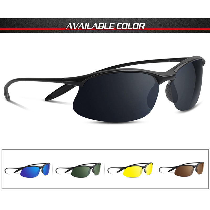 fe825ab762 JULI Brand Classic Polarized Sunglasses Men Women Driving TR90 Frame Male  Sun Glasses Fishing Sports Goggles UV400 Gafas MJ8002-in Sunglasses from  Apparel ...