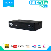 Vmdae S2 Pluto S9 HD DVB-S/S2 Satellite Receiver Full HD1080P+USB WIFI  decodificador support YouTube, IPTV,Biss key,CCCAM