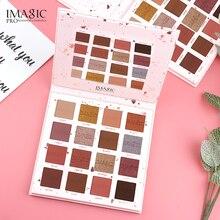 IMAGIC Waterproof Cosmetics combination new listing charming eye shadow 16 palette makeup matte color powder