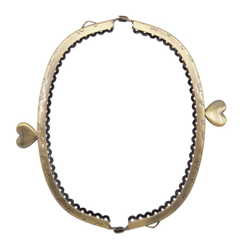12.5cm Arch Metal Purse Frame Handle for...