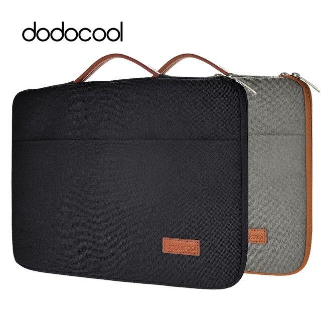 """Dodocool 13 дюймов сумка для ноутбука для macbook 13 случае нейлоновые молнии рукав чехол для ноутбука защитный чехол для 13 """"macbook pro"""